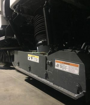 Parking Lot Sweeper - Elgin Vac